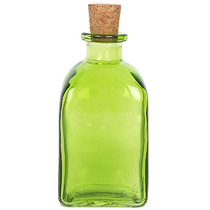 8.5 oz. Lime Green Roma Diffuser Bottle