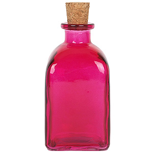 8.5 oz. Pink Roma Diffuser Bottle
