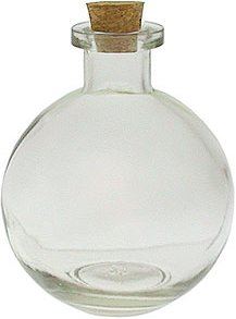 8.8 oz. Clear Ball Diffuser Bottle