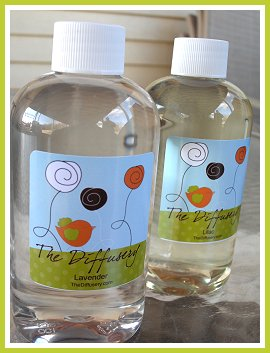 Vanilla Pear 8 oz. Reed Diffuser Refill Oil