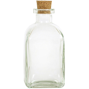 8.5 oz. Clear Roma Bottle