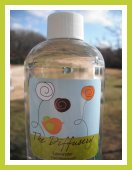 Grapefruit Vanilla 4 oz. Reed Diffuser Refill Oil