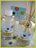 Zesty Lime  8 oz. Reed Diffuser Gift Set