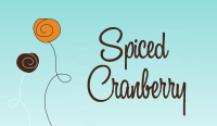Spiced Cranberry Fragrance Oil