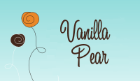 Vanilla Pear Fragrance Oil
